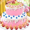 Pretty Yummy Cake Games : It is sweet cake cooking time! It is so wonderful. Come to cook your birthday ca ...