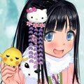 Anime Kimono Creator Games : Create a character and dress her up in one of the gorgeous kimonos available! ...