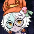 Anime Halloween Magical Girl Games : Get in the Halloween spirit with this adorable, anime dress  ...