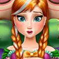 Anna Birth Care Games : In the kingdom of Arendelle a new princess is about to appea ...