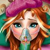 Anna Frozen Flu Doctor Games : When Anna wanted to protect Elsa from evil Hans she froze on ...