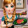 Anna Real Cooking Games : Our quirky princess Anna wants to become a great chef and ne ...