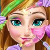 Anna Real Cosmetics Games : Help Anna in this advanced cosmetics and beauty game. Get ri ...