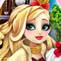 Apple White's Closet Games : Apple White's closet is a mess! Find her missing things so t ...