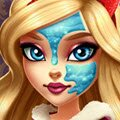 Apple White Real Makeover Games : Being the daughter of the fairest of them all takes up a who ...