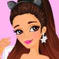 Ariana Grande's Sneaker Designer Games : Get ready to prove your shoe designer skills... Ariana Grand ...