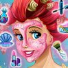 Ariel Real Makeover Games : Discover her routine and help Ariel get ready for the concer ...