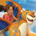 Adventures In Avalor Games : Take to the skys as Elena and Skylar fly across Avalor! How  ...