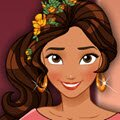 Princess Elena Dress Up Games : Princess Elena's journey began long ago when her p ...