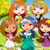 Tour Garden Games : The five princesses wanna match with the garden flowers. The ...