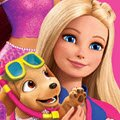 Barbie Dolphin Magic Games : Help Isla the mermaid find her four lost Gemstone Dolphin fr ...