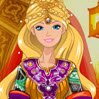 Barbie's Salwar Games : Gorgeous Barbie is getting ready for her trip to India, but before heading to th ...