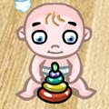 Babysitter Betty Games : Help this super sweet babysitter take care of the children.  ...