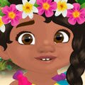 Baby Moana Gets Tidy Games : One of the cutest babies out there needs a loving babysitter ...
