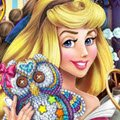 Aurora's Crafts Games : When she takes a break from her princess duties Aurora likes to browse the inter ...