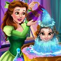 Belle Baby Wash Games : Once upon a time, a fairy tale brought new surprises as Bell ...