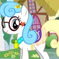 Pony Maker Games : Help Rarity create high fashion for everypony! Choose pieces ...