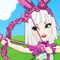Archery Club Bunny Blanc Games