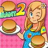 Burger Restaurant  2 Games