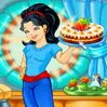 Cake Mania Games : Keep Jill from getting shutout by the new MegaMart in this f ...