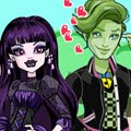 Will You Be My Monstertine Games : Valentine's Day is almost here and 3 handsome monsters do not have a partner to  ...