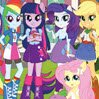 Canterlot High Numbers Hunt Games : Find all hidden numbers and hidden hearts from eac ...