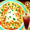 Carbonara Pizza Games : Making pizza has never been more easy as this pizz ...