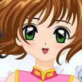 Cardcaptor Sakura Games : Sakura is too busy looking for Clow Cards and fighting monst ...