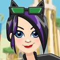 Catwoman Dress Up Games