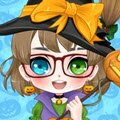 Halloween Chibi Avatar Games : Create a spoopy but also kinda... cute character! ...