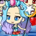 Chibi Finder Mermaids Games : Find the differences between the two pictures as quickly as ...