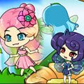 Chibi Finder Faries Games : Find the differences between the two pictures as quickly as ...