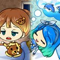 Chibi Finder Slumber Party Games : Find the differences between the two pictures as quickly as ...