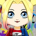Cute Harley Quinn Games : Dress up Doctor Harleen Quinzel, a.k.a Harley Quinn, the Jok ...