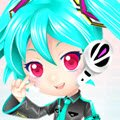Chibi Hatsune Miku Games : Astonishing manga fashion game in which you will dress Chibi ...