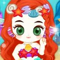 Fashion Judy Mermaid Style Games : Create your own mermaid idol group with Judy! Pretty girl group personality, a t ...