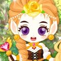 Fashion Judy Elf Style Games : Create your own Elf idol group with Judy! Pretty g ...