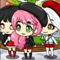 Chibi White Christmas Games