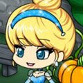 Chibi Cinderella Games : Create your own adorable kawaii Cinderella girl! ...