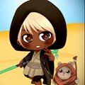 Star Wars Geek Chibi Games : Create an adorable chibi character with Star Wars items! ...