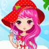 Sweet Strawberry Girl Games : The sweet strawberry girl got the invition of her friend. But her make-up artist ...