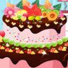 Fruit Strawberry Cake Games : Strawberry Cake covers the fragrance of milk and f ...