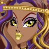 Clawdeen in 13 Wishes Games : Everyone in the  Monster High group met the amazing Gigi Gra ...