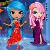 Luna Attending Party Games : Luna was invited to attend a party. She should dress up firs ...
