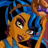 Robecca in Dance Class Games : The Dance Club of Monster High has new members. For those wh ...