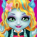 Sea Babies Ariel X Lagoona Games : Baby Ariel and Baby Lagoona Blue are in the house with a sup ...