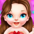 Descendants Babies Games : In today's baby caring game you ladies can work out your bab ...