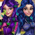 Descendants Wicked Real Makeover Games : Being rotten to the core is so yesterday, everyone knows tha ...