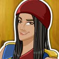 Descendants Jay Dress Up Games : With his long flowing hair, and his zip-covered ou ...