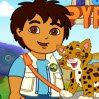 Diego Puzzle Pyramid Games : It's the day of the Big Puzzle Party, and Diego can't wait t ...
